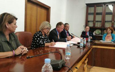 (Castellano) La ADL de Santa Pola firma un Convenio de Colaboración con la Cámara de Comercio de Alicante y la Agencia de Desarrollo Local de Santa Pola, para promover el Empleo Juvenil, a través del Programa Integral de Cualificación y Empleo (PICE)