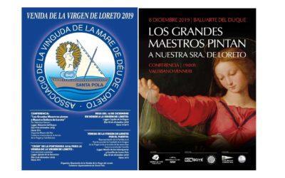 (Castellano) Actos Venida de la Virgen de Loreto 2019