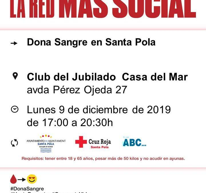 (Castellano) Campaña DONACIÓN DE SANGRE