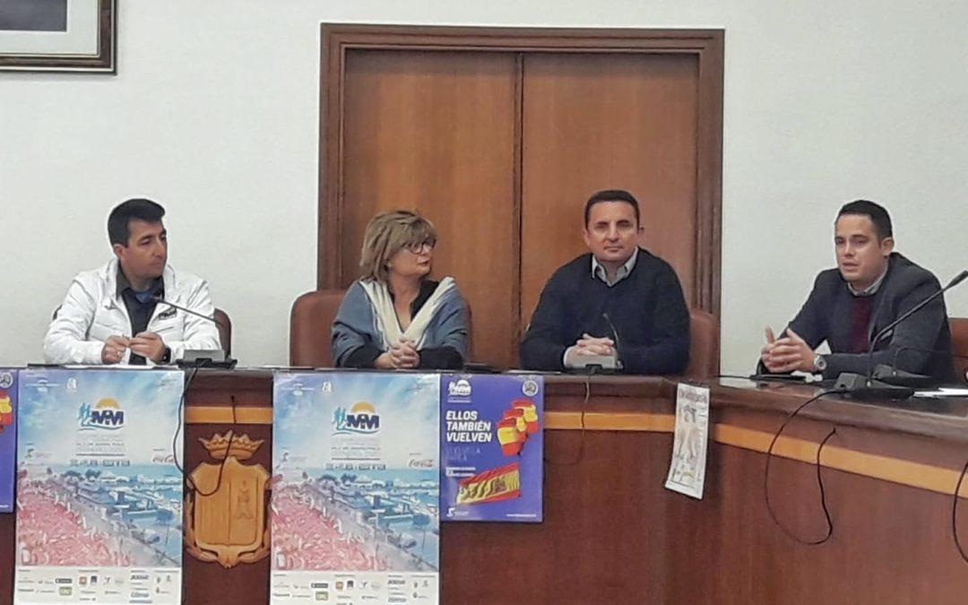 """Presentación de la 29ª edición de la """"Mitja Marató Internacional de Santa Pola"""""""