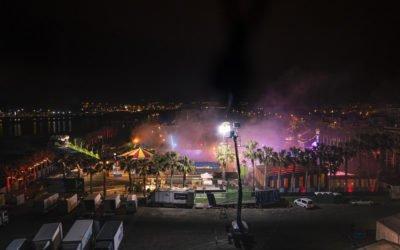 Santa Pola, lugar de rodaje de la Serie de TV Paraíso