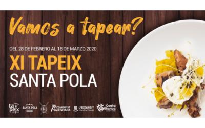 XI Concurso Tapeix Santa Pola