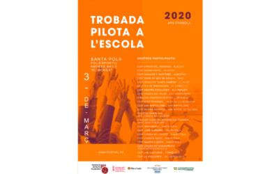 """Santa Pola acull la cinquena trobada de """"Pilota a l'Escola"""""""